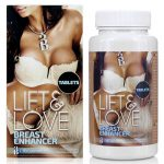 3B Cosmetics Lift & Love Breast Enhancer (90 tabs)