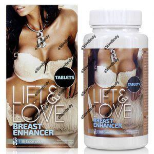3B Cosmetics Lift & Love Breast Enhancer (90 таблеток)