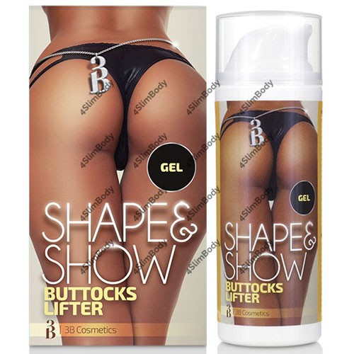 3B Cosmetics Shape & Show Buttocks Lifter Gel (50ml)